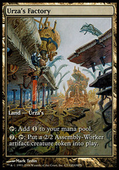 Urza's Factory - Champs Promo
