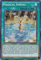 Magical Spring - DUEA-EN065 - Secret Rare - 1st Edition