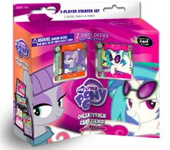 My Little Pony CCG: Rock N Rave 2-Player Starter Set