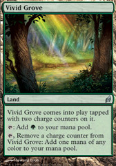Vivid Grove on Ideal808