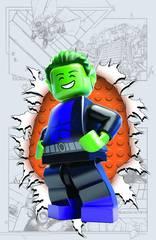 Teen Titans #4 Lego Var Ed
