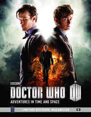Doctor Who - Limited 50th Anniversary Edition Rulebook