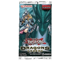 Dragons of Legend Unlimited Edition Booster Pack