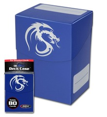 Blue Deck Box (BCW)