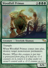 Woodfall Primus on Channel Fireball