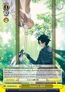 SAO/S26-018 U Asuna's Gift