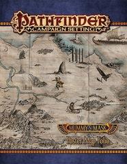 Pathfinder Campaign Setting: Mummy's Mask Map Folio
