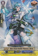 Blue Storm Battle Princess, Doria - BT15/092EN - C on Channel Fireball