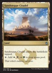 Sandsteppe Citadel - Foil