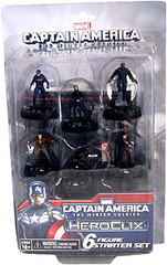 Captain America: The Winter Soldier: 6 Figure: Starter Set