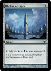 Obelisk of Esper on Ideal808