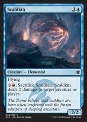 Scaldkin - Foil