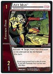 Ant Man, Scott Lang - Unlimited Edition - Foil