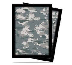 84362 - Ultra PRO Arctic Camo Sleeves (50 ct.) on Channel Fireball