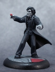 Deadlands Noir: Grifter