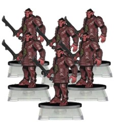 Attack Wing: Dungeons and Dragons - Wave One Hobgoblin Troop Expansion Pack