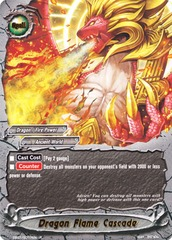 Dragon Flame Cascade - EB01/0017 - R