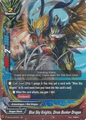 Blue Sky Knights, Drum Bunker Dragon - EB02/S003- SP