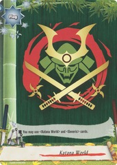 Katana World (card) - PR/0017EN - PR