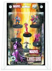 Neca Wizkids Heroclix Marvel - Chaos War - Fast Forces 6-Pack Game