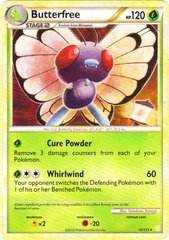 Butterfree - 16/123 - Rare