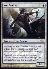 Kor Duelist - WPN Foil
