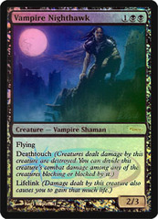 Vampire Nighthawk (WPN Foil) on Channel Fireball