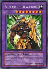 Elemental Hero Wildedge - DP03-EN010 - Rare - 1st Edition on Channel Fireball