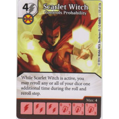 Scarlet Witch - Controls Probability (Die  & Card Combo)