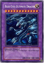 Blue-Eyes Ultimate Dragon - RP01-EN000 - Secret Rare - Limited Edition