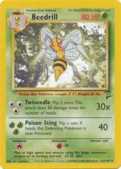 Beedrill - 21/130 - Rare - Unlimited Edition