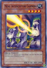 Moai Interceptor Cannons - SD7-EN011 - Common - 1st Edition on Channel Fireball