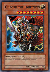 Gilford the Lightning - SDRL-EN006 - Common - 1st Edition on Channel Fireball