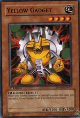 Yellow Gadget -  SDMM-EN017  - Common - 1st Edition