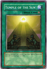 Temple of the Sun - ABPF-EN050 - Common - 1st Edition