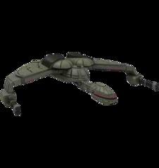 Attack Wing: Star Trek - Chang's Bird of Prey Klingon Expansion Pack