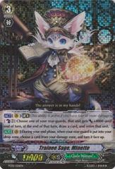 Trainee Sage, Minette - FC02/026EN - RRR