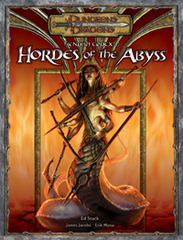 D&D Fiendish Codex I: Hordes of Abyss 3.5 HC