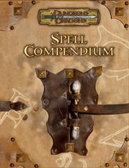 D&D Spell Compendium 3.5 HC