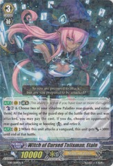 Witch of Cursed Talisman, Etain - EB11/009EN - R
