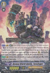 Demon World Castle, ToteZiegel - EB11/010EN - R on Channel Fireball