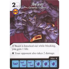 Beast - Genetic Expert (Die & Card Combo)