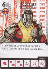 Colossus - Unstoppable (Die & Card Combo)