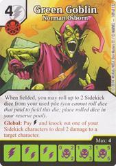 Green Goblin - Norman Osborn (Die & Card Combo)