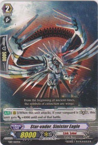 Star-vader, Sinister Eagle - TD17/007EN