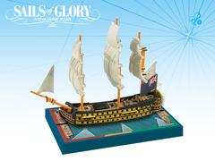 Sails of Glory HMS Royal Sovereign 1786/HMS Britannia 1762