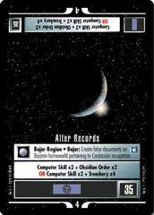 Alter Records