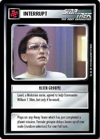 Alien Groupie