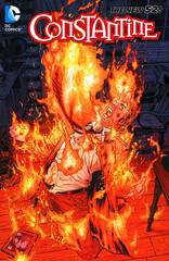 CONSTANTINE TP VOL 03 THE VOICE IN THE FIRE (N52)