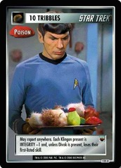 10 Tribbles (poison)